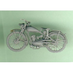 "ROYAL ENFIELD W.D. /R.E. """"FLYING FLEA"""" 125cc SOLO"