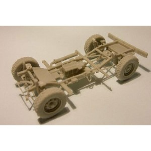 AUVERLAND A.3. FVA AIRBORNE FRENCH MODERN RECO JEEP