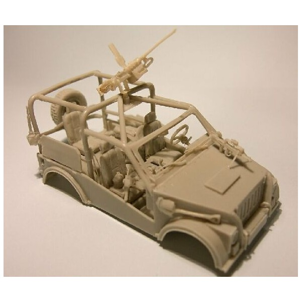 AUVERLAND A 3  FVA AIRBORNE FRENCH MODERN RECO JEEP