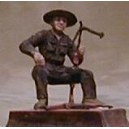 VIETCONG SEATED