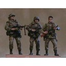 U.S.MODERN INFANTRY SET (3 fig.)