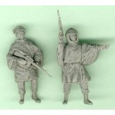 MARINES VIETNAM W/ PONCHOS (2 fig.)