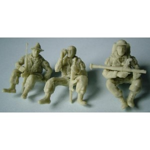 481173 RUSSIAN Modern Soldiers for Chopper Set 1 (3 Figs.)