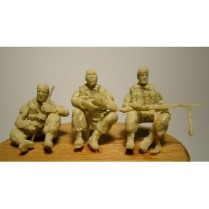 481174 RUSSIAN Modern Soldiers for Chopper Set 2 (3 Figs.)