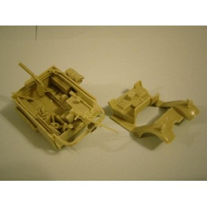 Hull M2 for HT M3 CORGI
