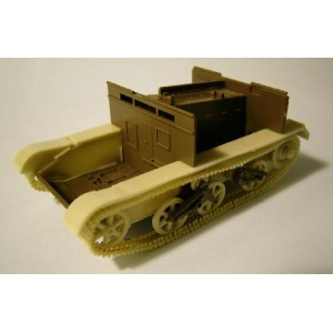WHEELS & TRACKS FOR Universal Carrier TAMIYA